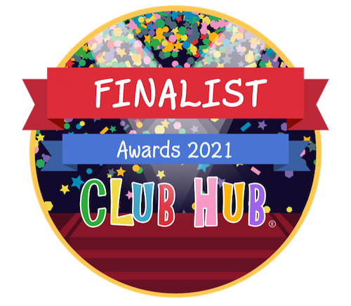Finalist for Club Hub Awards 2021